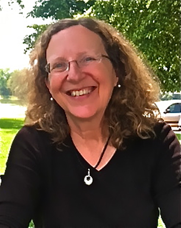 Photo of Dr. Heidi Hamilton